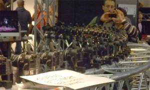 360° Matrix-Aufnahmen mit Spiegelreflexkameras